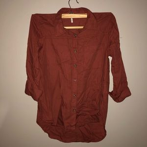 Button-Down Long Sleeve